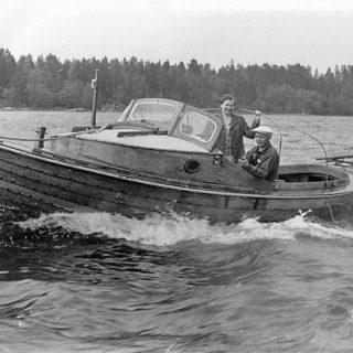 Lång erfarenhet - Lagerviks Fullservice Båtvarv på Blidö
